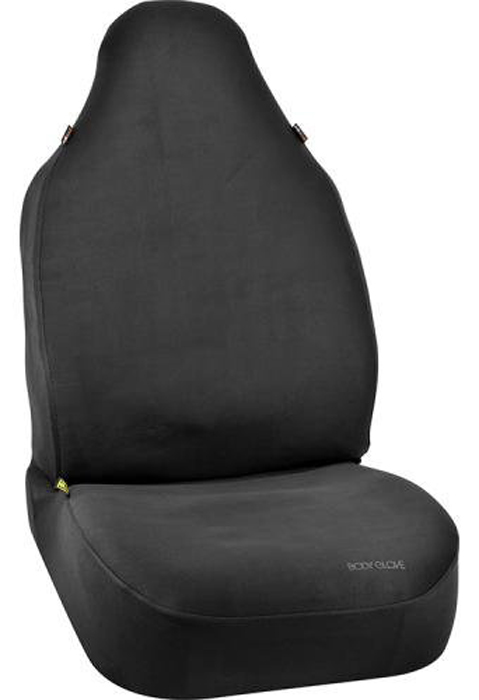 Image of Bell Black Neoprene Snug Fit Bucket Seat Cover