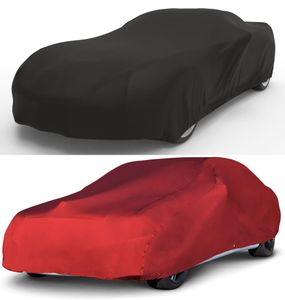 Budge Luxury Indoor Stretch Car Cover - Size 3