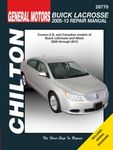 Buick LaCrosse Chilton Repair Manual (2005-2013)