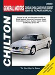 Buick Skylark/Somerset & Oldsmobile Achieva/Calais/Grand Am (85-98) Chilton Manual