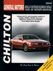 Image of Cadillac (1990-1998) Chilton Manual