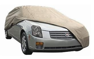 Cadillac Car Cover - Custom Covers By Covercraft -