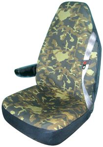 Camouflage Truck Bucket Seat Cover (Pair)