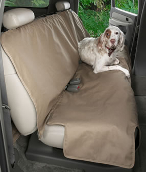 Image of Canine Covers Econo Plus Rear Seat Protector