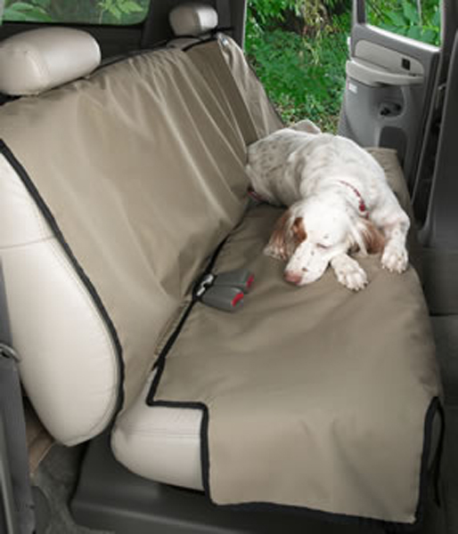 Image of Canine Covers Econo Rear Seat Protector