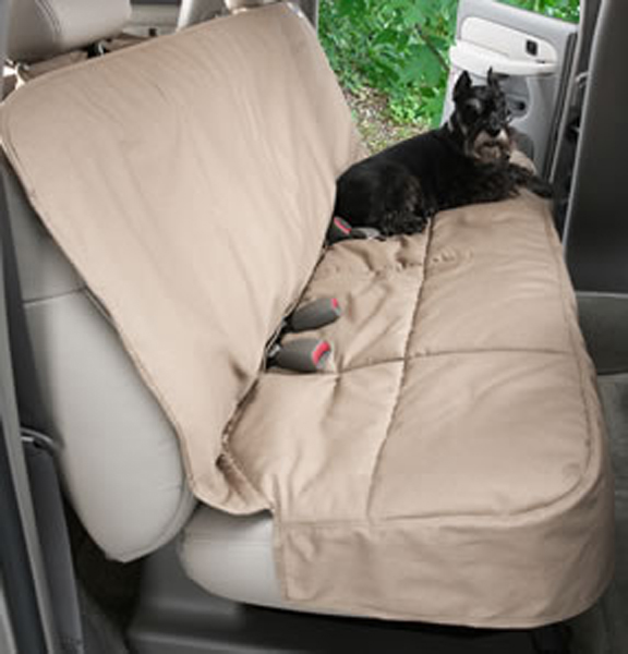 Image of Canine Covers Semi-Custom Rear Seat Protector