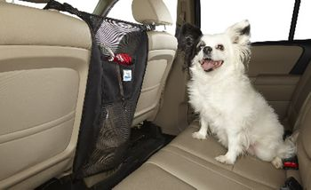 Canine Covers Universal Backseat Pet Barrier