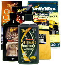 Car Care Value Package 5