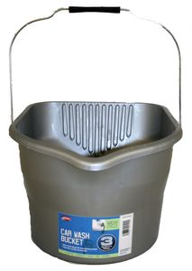 Carrand 3 Gallon Ergonomic Car Wash Bucket