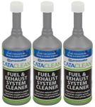 Cataclean® Catalytic Converter & Fuel System Cleaner-3 Pack  (16 oz)