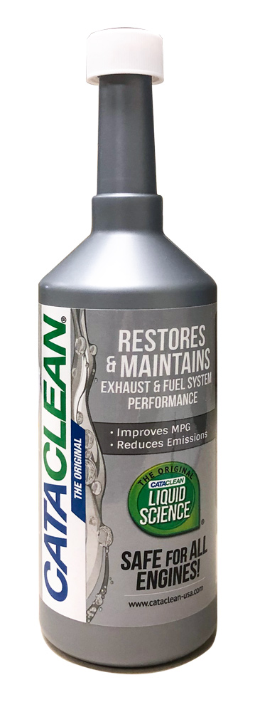 Cataclean Catalytic Converter & Fuel System Cleaner (16 oz)