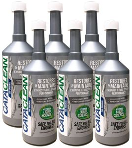 Cataclean® Catalytic Converter & Fuel System Cleaner (16 oz) - 6 Pack
