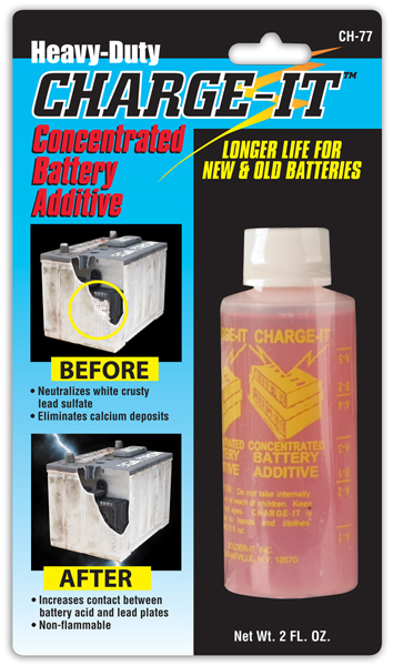 Image of Charge-It Concentrated Battery Additive (2 oz.)