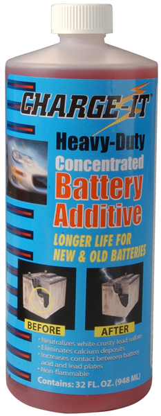 Image of Charge-It Concentrated Battery Additive (32 oz.)