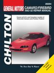 Chevrolet Camaro & Pontiac Firebird Chilton Repair Manual (1993-2002)