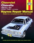 Chevrolet Chevelle, Malibu and El Camino Haynes Repair Manual (1969-1987)