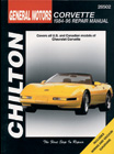 Chevrolet Corvette (1984-96) Chilton Manual
