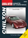 Chevrolet Corvette Chilton Repair Manual (1997-2013)