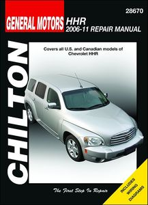 Chevrolet HHR Chilton Repair Manual (2006-2011)