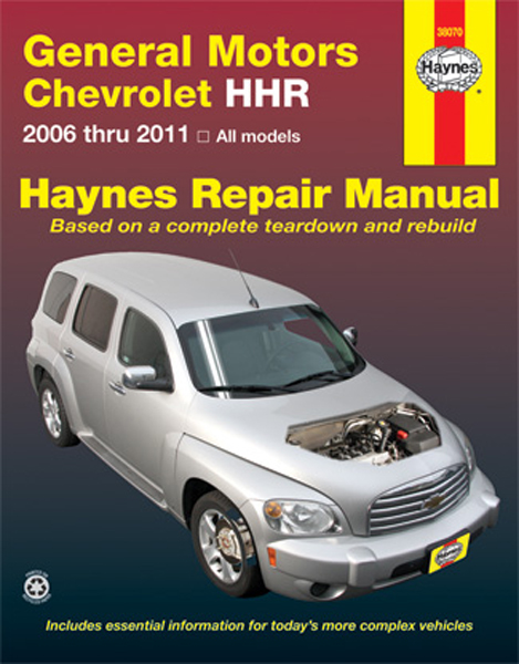 Chevrolet HHR Haynes Repair Manual (2006-2011)