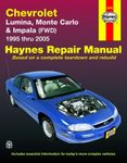 Chevrolet Lumina, Monte Carlo and Impala Haynes Repair Manual (1995-2005)