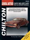 Chevrolet Mid-size Cars (1964-88) Chilton Manual