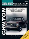 Chevrolet Pick-Ups (1970-79) Chilton Manual