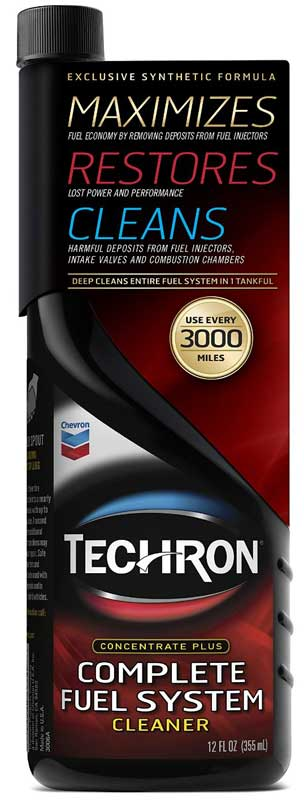 Image of Chevron Techron Fuel System Cleaner (12 oz.)