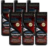 Chevron Techron Fuel System Cleaner-6 Pack (12 oz.)
