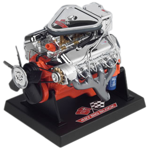 Image of Chevy Big Block L89 Tri-Power Die-Cast Engine
