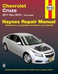 Chevy Cruze Haynes Repair Manual (2011-2015)