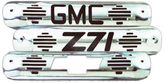 Chevy/GMC Polished Aluminum Third Brake Light Covers (1999-2007)