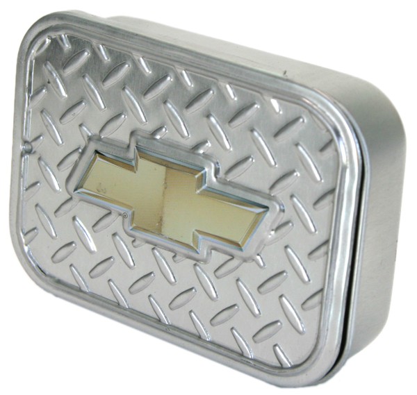 Image of Chevy Organic Cool Ice Tin Scent Air Freshener