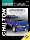 Chevy Trailblazer GMC Envoy Oldsmobile Bravada Chilton Manual (2002-2009)