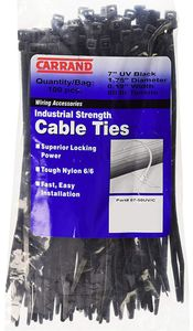 Chieftain 100-Pack Cable Ties