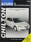 Acura TL Chilton Repair Manual (1999-2008)