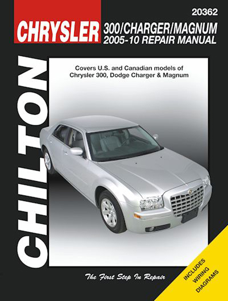 2005 Chrysler 300 Parts Diagram