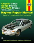 Chrysler Cirrus, Dodge Stratus, Plymouth Breeze Haynes Repair Manual (1995-2000)