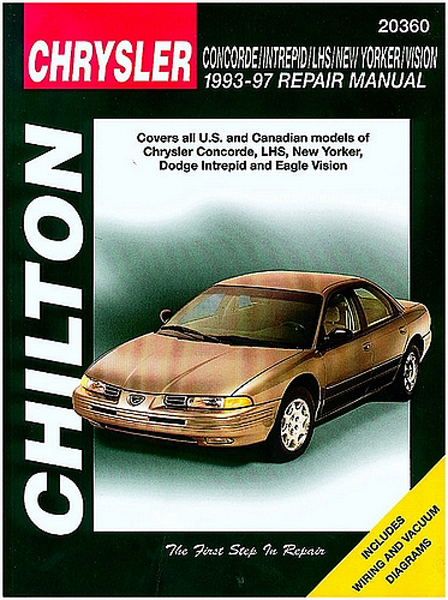 chrysler concorde intrepid new yorker lhs vision chilton manual on ford  tractor wiring diagram freddryer co