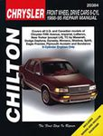 Chrysler Front Wheel Drive 6 Cylinder Cars Chilton Manual (1988-1995)