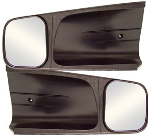 Image of CIPA Chevy GMC & Cadillac Truck Custom Towing Mirrors-Pair (1988-2004)