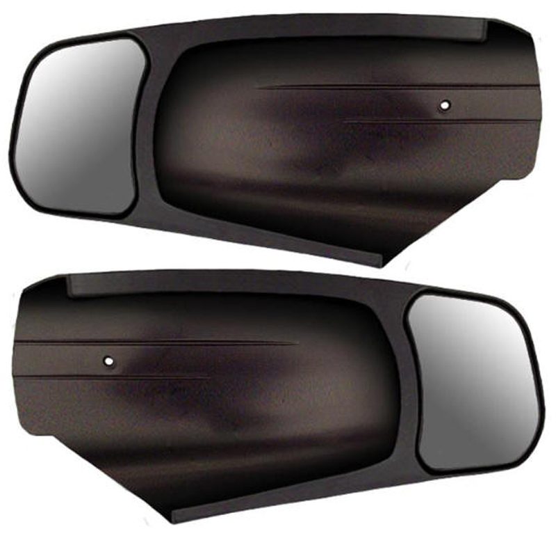 Image of CIPA Chevy Silverado & GMC Sierra Custom Towing Mirrors-Pair (2014-2016)