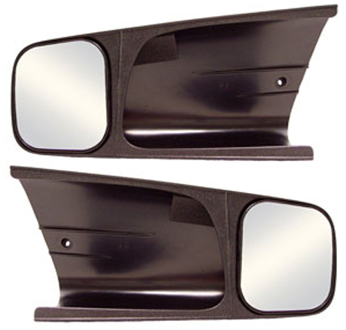 CIPA Chevy Ventura & Pontiac Custom Towing Mirrors-Pair (1997-2004)