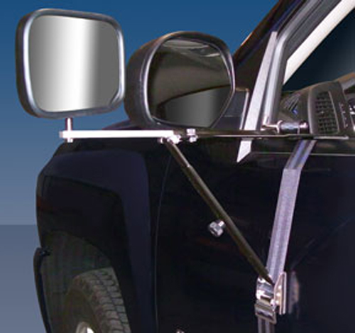 Image of CIPA Door Mounted Towing Mirror