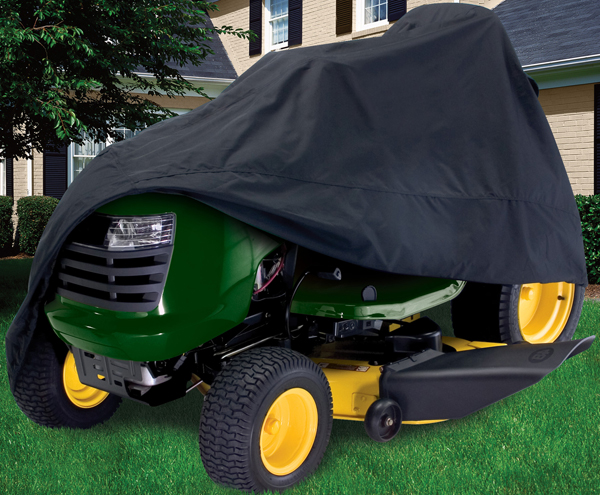 Image of Classic Deluxe Tractor Mower Cover