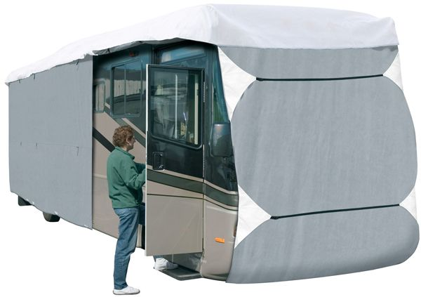 Classic Polypro Iii Deluxe Class A Extra Tall Rv Cover