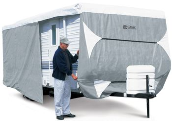 Classic Polypro III Deluxe Travel Trailer Cover