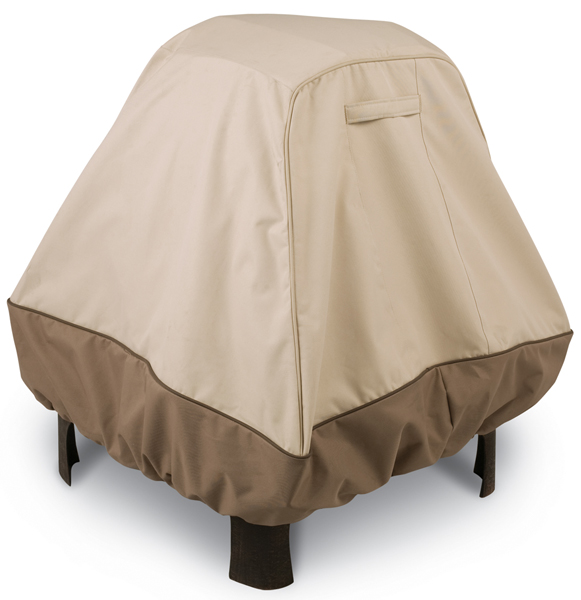 Image of Classic Veranda Stand-Up Fire Pit Cover