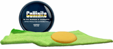 Collinite 915 Marque D'Elegance Paste Wax (12 oz.), Microfiber Towel & Foam Pad Kit