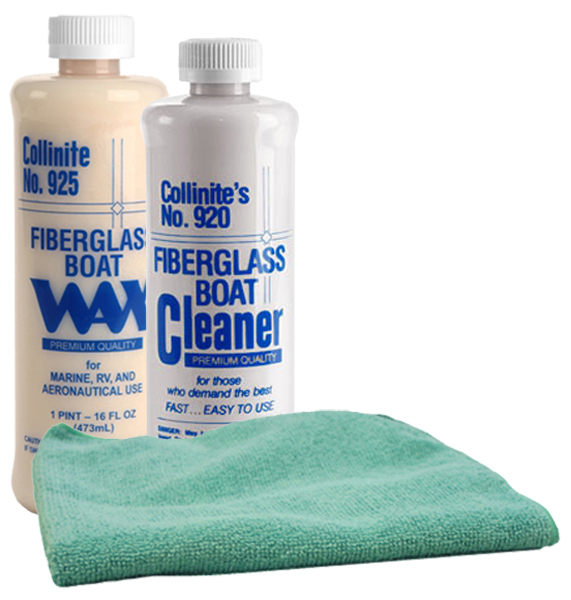 Image of Collinite 920 & 925 Boat Wash & Wax Kit